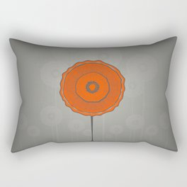 Poppies Poppies Poppies Rectangular Pillow