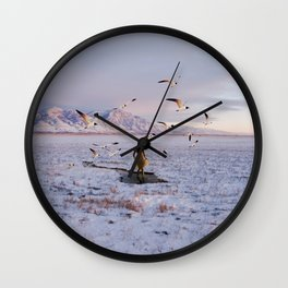 Luisa Rey Wall Clock