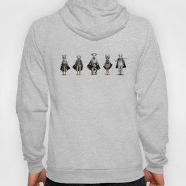 Cow boy Hoody