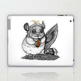a little chinchilla Laptop & iPad Skin