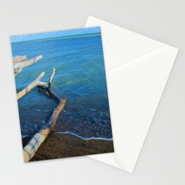 Lake Erie from Point Pelee National Park, Canada Stationery Cards