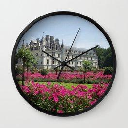 Château de Chenonceau Wall Clock