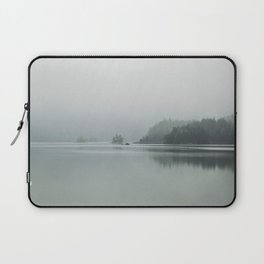 Fog - Landscape Photography Laptop Sleeve
