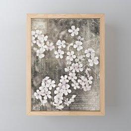 object of my affection Framed Mini Art Print