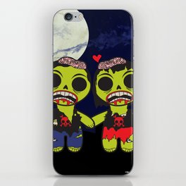 Undying Love iPhone Skin