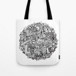 Galleria Tote Bag