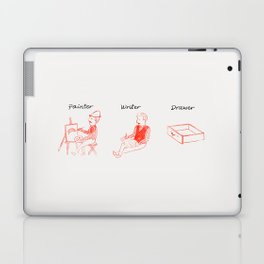 Drawer Laptop & iPad Skin
