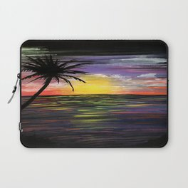 Sunset Sea Laptop Sleeve