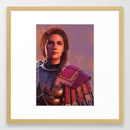 Kassandra Framed Art Print