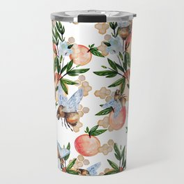 Pollinated Travel Mug