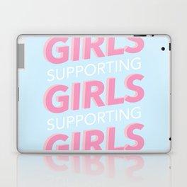 Girls Supporting Girls Laptop & iPad Skin