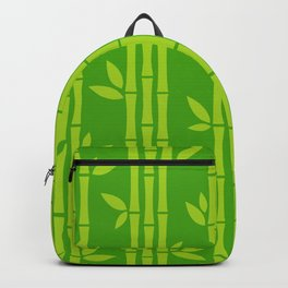 Evergreen Chinese Bamboos Backpack