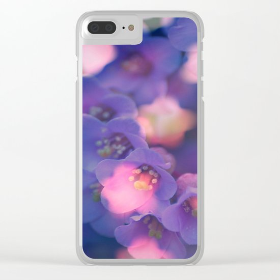 #20 Clear iPhone Case