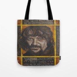 Waylon Jennings Tote Bag