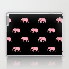 pink elephants Laptop & iPad Skin