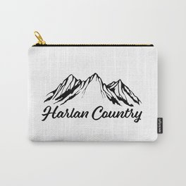 Harlan Country (Dead Hollow) Carry-All Pouch