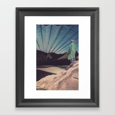 This World Doesn't Belong To Them Framed Art Print