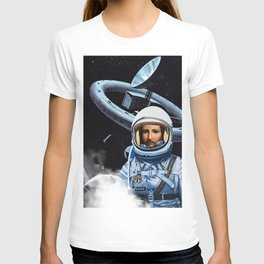 Space Station Code Name: Pearly Gates T-shirt