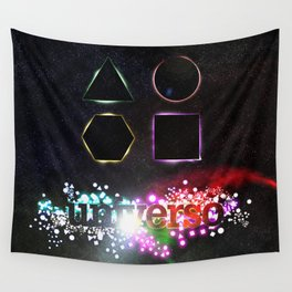 Universo Wall Tapestry