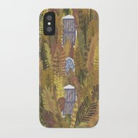 home sweet home iPhone & iPod Cases featuring Home by David Avend