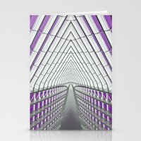 illusion Stationery Cards featuring ILLUSION by Ylenia Pizzetti