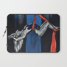 Hanging by a Thread Laptop Sleeve
