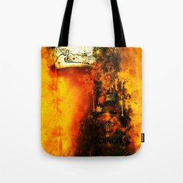 refreshing yeast wheat beer splatter watercolor Tote Bag