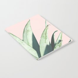 Pineapple on Blush Pink Notebook