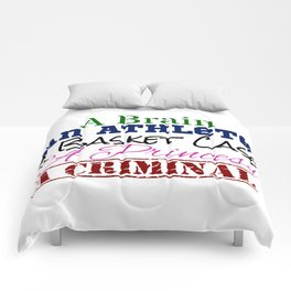 Breakfast Club Convenient Definitions Comforters