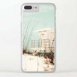 On Guard Clear iPhone Case