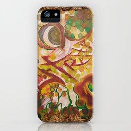 Strata iPhone Case