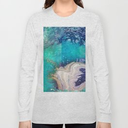 Glass Spill Long Sleeve T-shirt