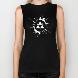 Legend Of Zelda Biker Tank