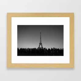 One Tower To Rule Them All Framed Art Print