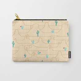 The Call of the Desert Carry-All Pouch