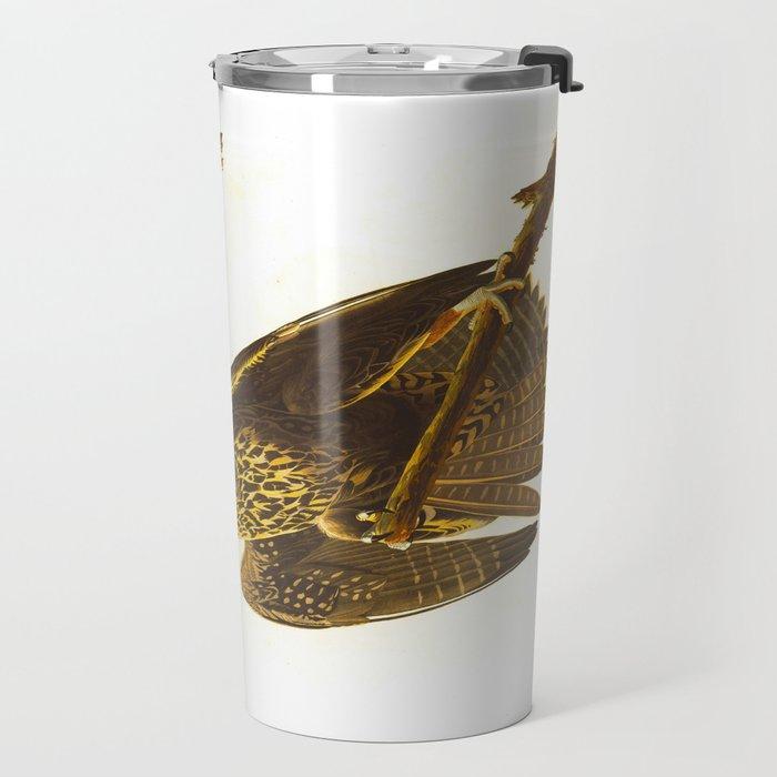 Labrador Falcon Travel Mug