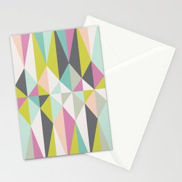 Harlequin Stationery Cards