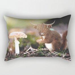 Sqcowirrel Rectangular Pillow