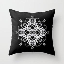 Dark Light Series Throw Pillow