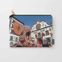 Religious festival in Azores Carry-All Pouch