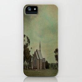 St Saviours Church iPhone Case