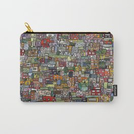 Roof top garden Carry-All Pouch