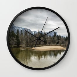 Just Another Place in My Heart Wall Clock
