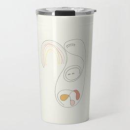Sueño con Luces Travel Mug