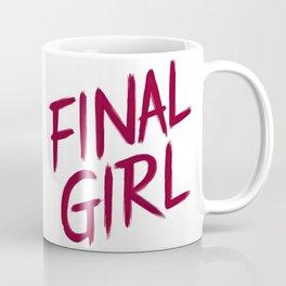 Final Girl Coffee Mug