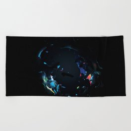 #Transitions XXXI - Chemicals Beach Towel