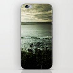 Moody Bay iPhone & iPod Skin