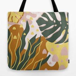 Floral Magic Tote Bag
