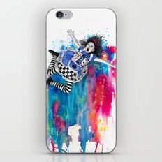 Sweet Disposition iPhone & iPod Skin