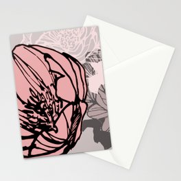 Belle epoche Stationery Cards